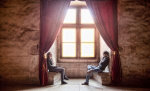 Living together separate bedrooms relationships