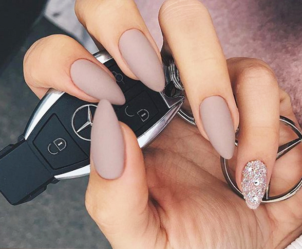 11 Nail Ideas For Long Nails That Are Bomb AF - 11 Nail Ideas For Long Nails That Are Bomb AF - SHE'SAID'