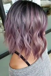 2017 hairstyle color roots