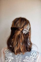 holiday hairstyles short twist
