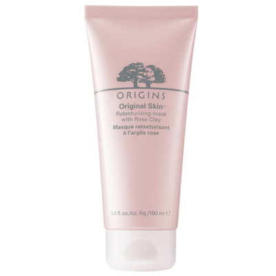 rose gold origins face mask