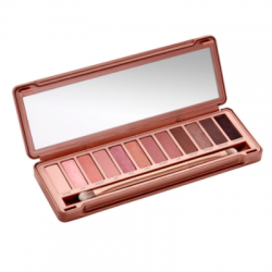 rose gold urban decay naked3 pallet