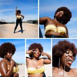 black history month shine bright