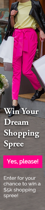 Win Your Dream Shopping Spree