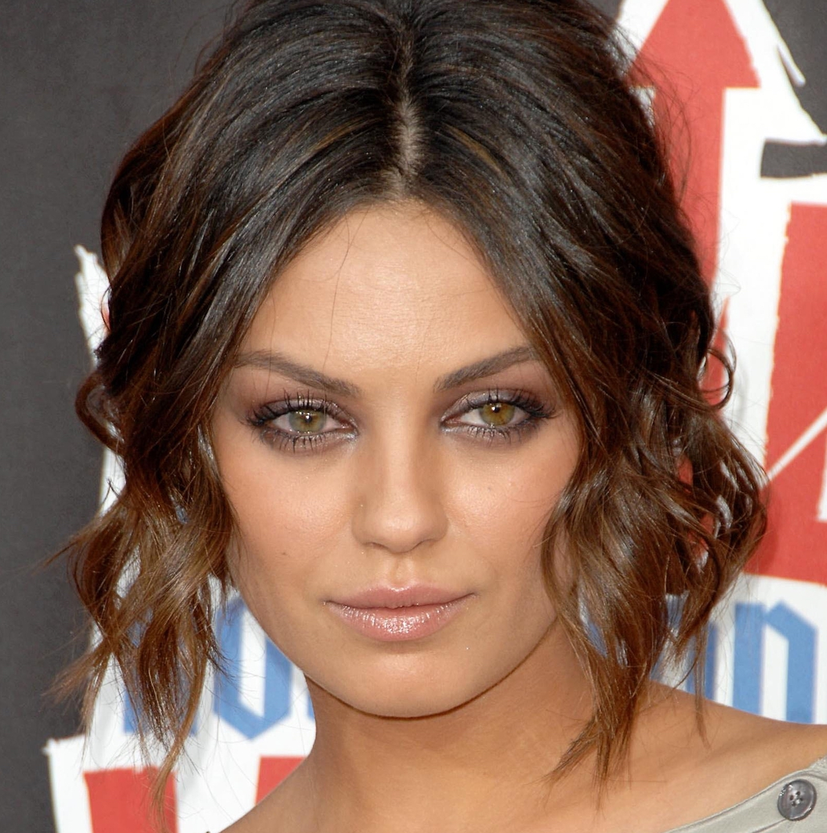 Hairstyles For Round Faces: Haircuts For Round Faces: Slimming Hairstyles