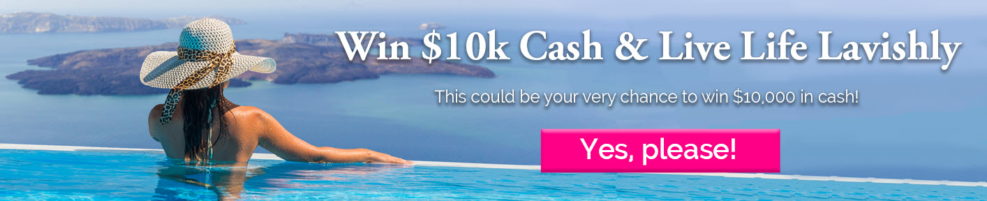 Win 10K cash