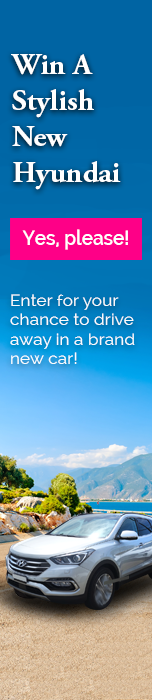 Win a brand new Hyundai