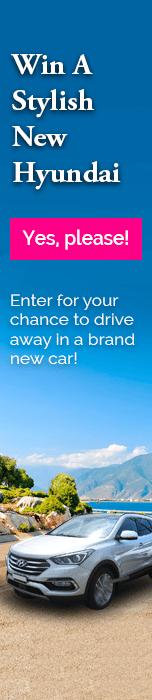 Win a brand new Hyundai