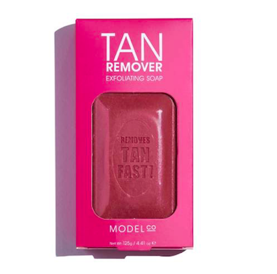 how to get fake tan off your hands